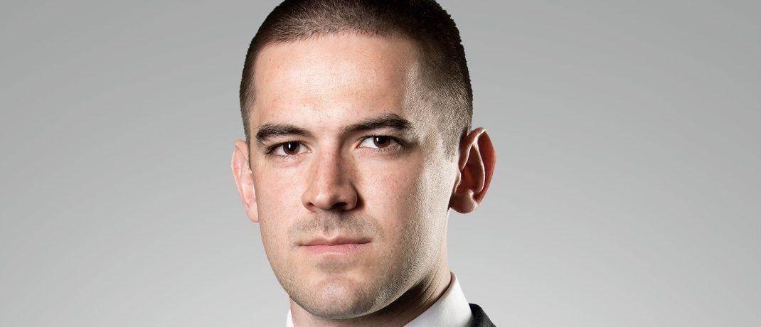 David McFadyen, Spezialist für Hochzinsanleihen bei Kames Capital