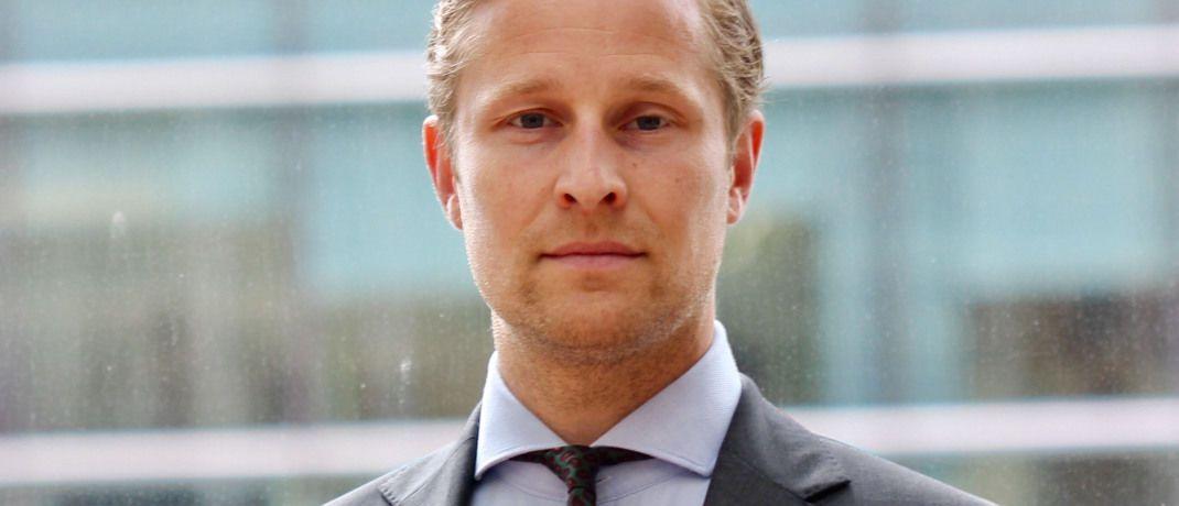 Philip Annecke: Der Head of ETF Distribution für Deutschland und Österreich bei J.P. Morgan Asset Management verantwortet den Vertrieb börsengehandelter Fonds des US-Anbieters hierzulande. |© J.P. Morgan Asset Management
