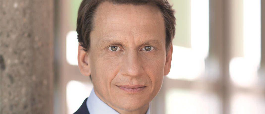 Thomas Richter ist Hauptgeschäftsführer des Interessenverbands der deutschen Fondsindustrie BVI.|© BVI