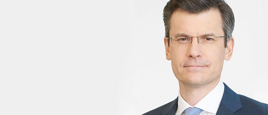 Mark Haefele, Chief Investment Officer Global Wealth Management bei der UBS | © UBS