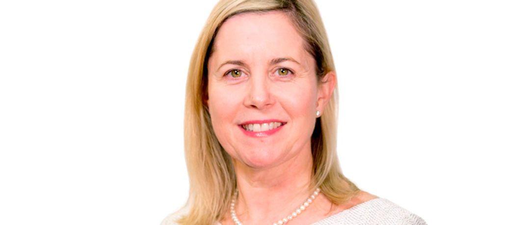 """Mandy Mannix: Die Leiterin Vertrieb und Kundenmanagement erklärt: """"Jetzt ist der richtige Zeitpunkt für den letzten Schritt, um alles unter einer einheitlichen Marke zu bündeln."""" © BMO Global Asset Management EMEA"""