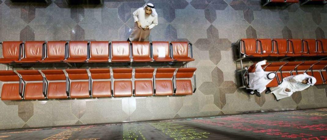 Börse in Kuwait City: Für Anleger kann sich ein Perspektivwechsel auszahlen.  © Getty Images