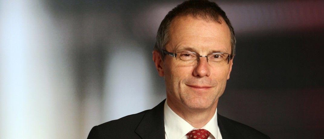 Christian Heger, Anlagechef und Mitglied der Geschäftsführung bei HSBC Global Asset Management|© HSBC Global Asset Management