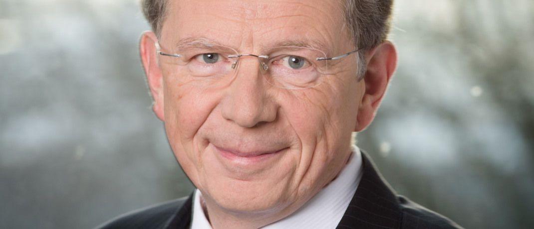 Georg Bräuchle ist Präsident des Bundesverbands Deutscher Versicherungsmakler (BDVM).|© BDVM