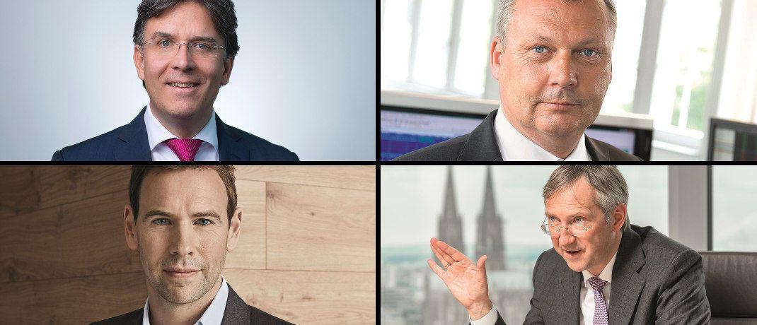 Fondsmanager der aktuellen Mischfonds Bestenliste von Rheinische Portfolio Management