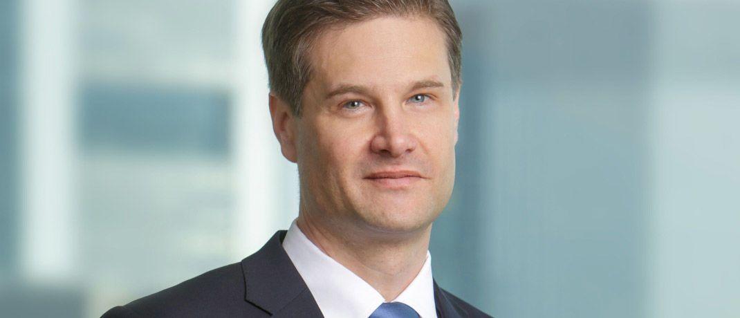Andreas Zubrod ist seit 2002 bei Union Investment AM beschäftigt. |© Union Investment AM