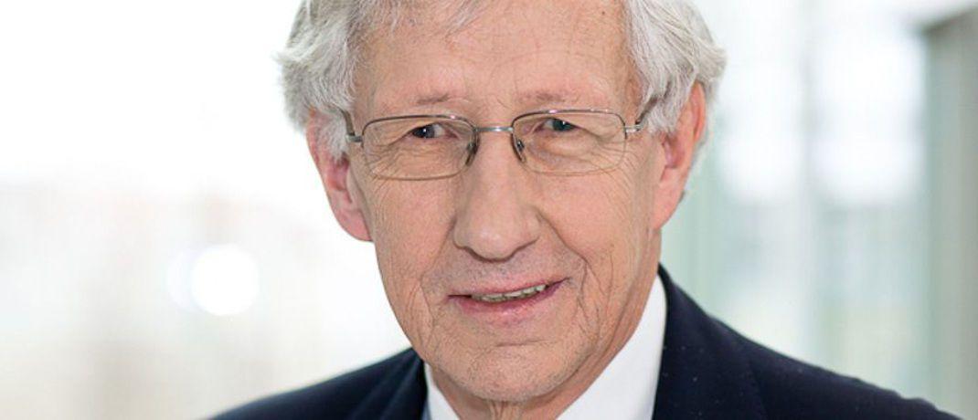 Erhält mehr in Anfragen als in den Vorquartalen: Ombudsmann Gerd Nobbe|© BVI