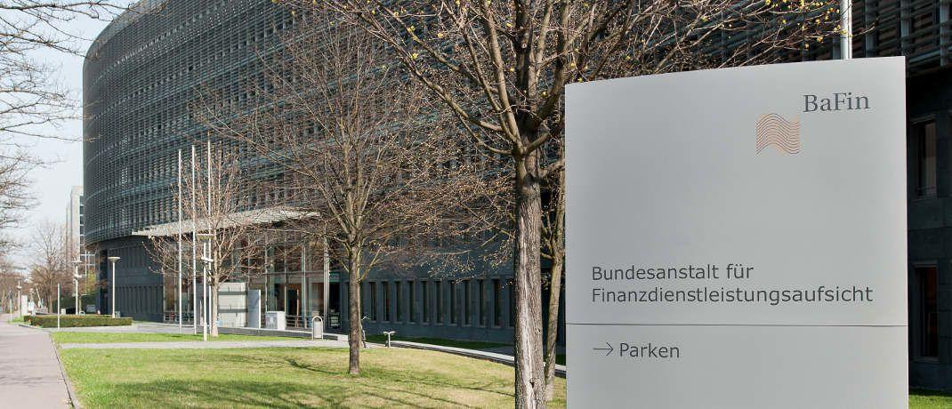 Bafin-Gebäude in Frankfurt: Deutschlands Finanzzentrum ist Sitz der für Wertpapierhandel und Asset Management zuständigen Aufseher.|© © Kai Hartmann Photography / BaFin