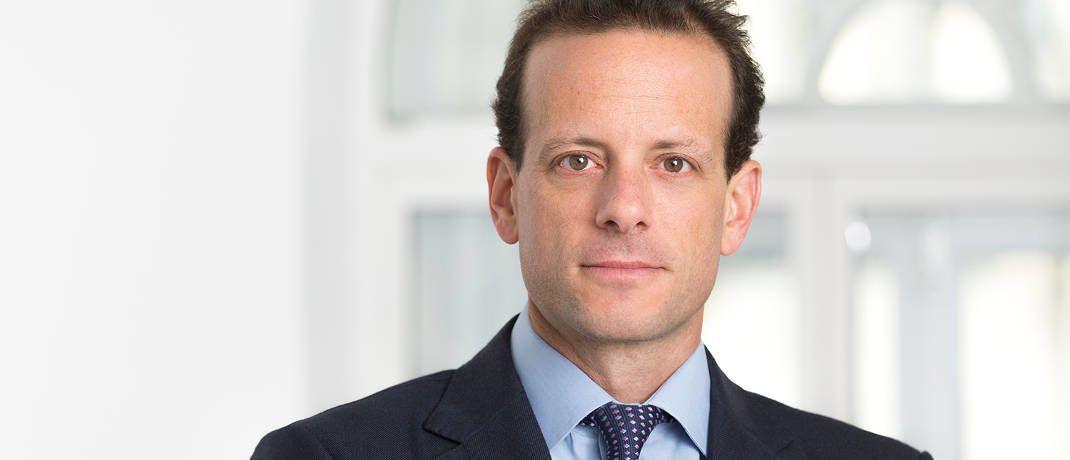Alexander Friedman, Vorstandschef von GAM|© GAM Holding