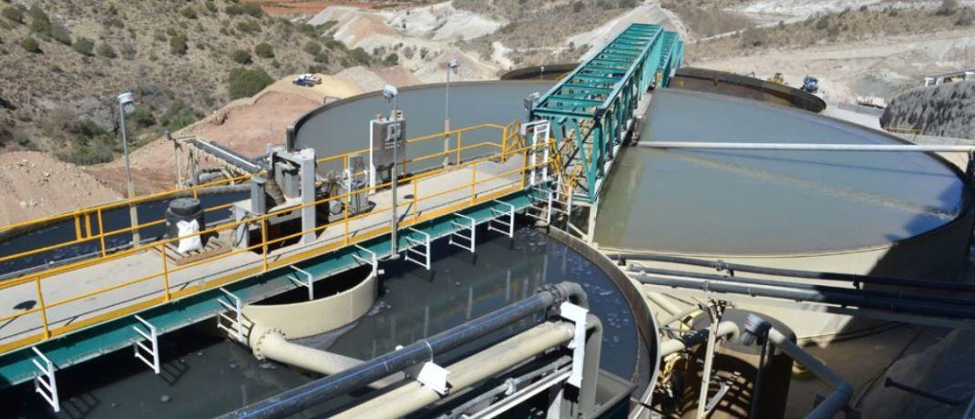 Silbergewinnung in Mexiko: Die Senkung des Wasserverbrauchs ist für viele Bergbaukonzerne auch ein wirtschaftliches Anliegen |© www.firstmajestic.com