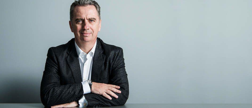 Muss die DWS verlassen: Vorstandschef Nicolas Moreau|© DWS