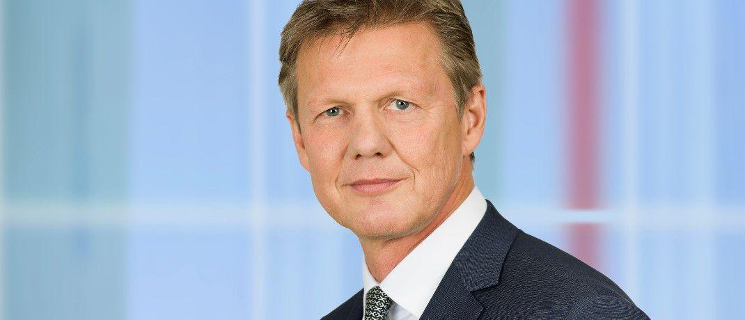 Christoph Fink: Der Vorstand bei Mayflower Capital setzt auf ein runderneuertes Vertriebskonzept.|© Mayflower Capital AG