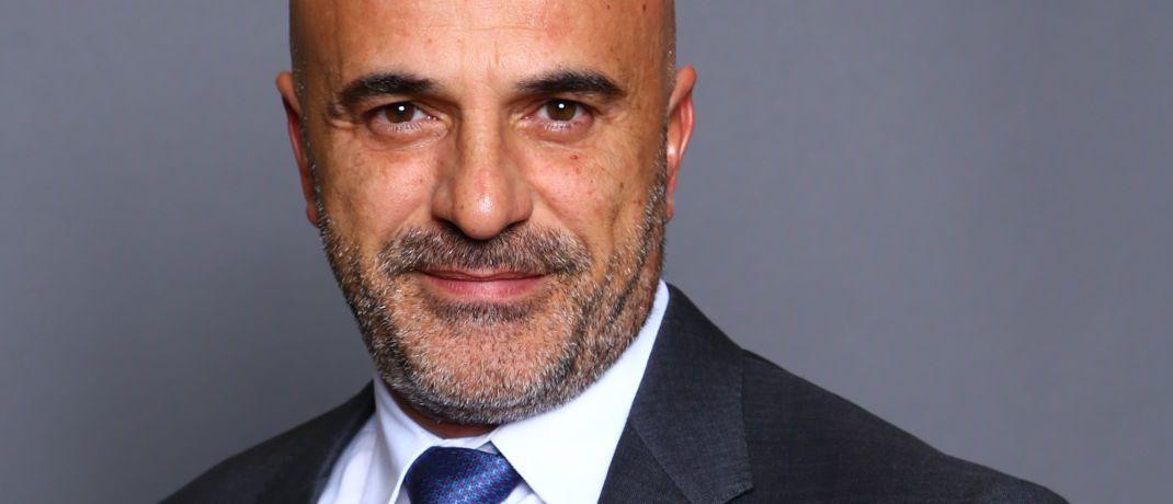 Seyfi Günay: Der Seniordirektor für Finanzkriminalität und Terrorismus bei LexisNexis Risk Solutions ist Experte für Anti-Geldwäsche-Maßnahmen und berät Finanzinstitute in Europa dabei, Risk-Management-Systeme aufzubauen.|© LexisNexis Risk Solutions