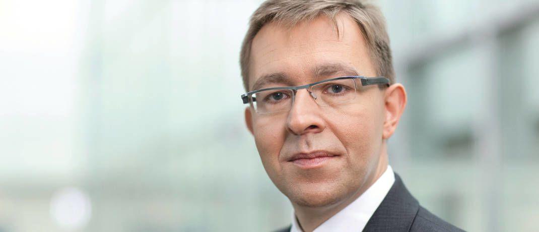 Frank Breiting, Leiter Vertrieb private Altersvorsorge und Versicherungen bei der DWS|© DWS