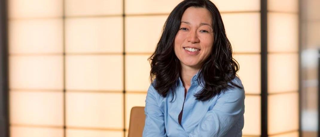 """""""Wir sehen mittlerweile wieder beträchtliches Kurspotenzial für asiatische Aktien"""", so Tine Choi, Chefstrategin bei Danske Invest © Danske Invest"""