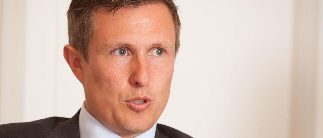 Dirk Zabel, Geschäftsführer TBF Global Asset Management|© TBF