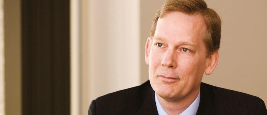 Sieht in moderat steigenden Zinsen kein großes Problem für die Aktienmärkte. Jim Lovelace, Portfoliomanager Capital Group.|© Capital Group