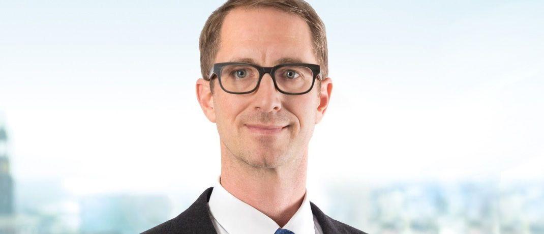 Urs Schubiger leitet das Team für quantitativen Strategien bei Aquila Capital.|© Aquila Capital