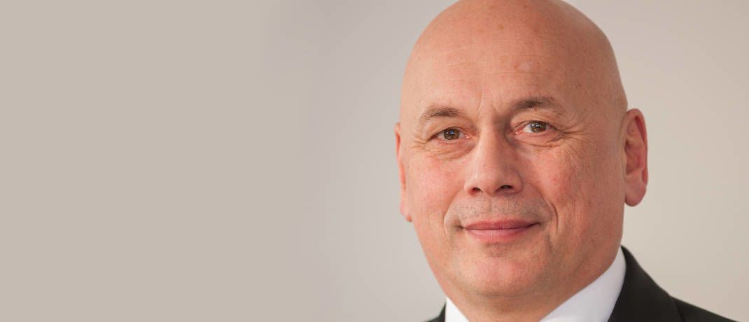 Achim Stranz ist Investmentchef bei Axa IM