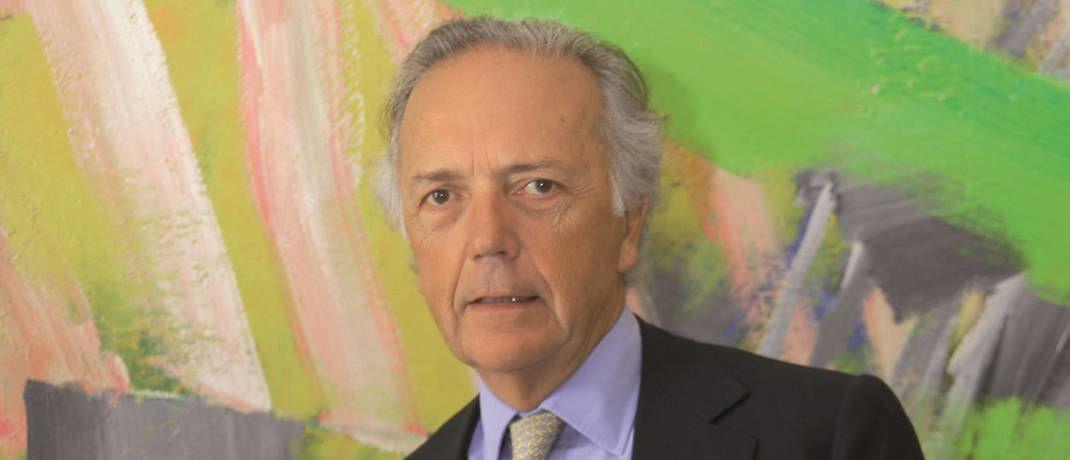 Firmengründer und -chef Edouard Carmignac|© Carmignac Gestion