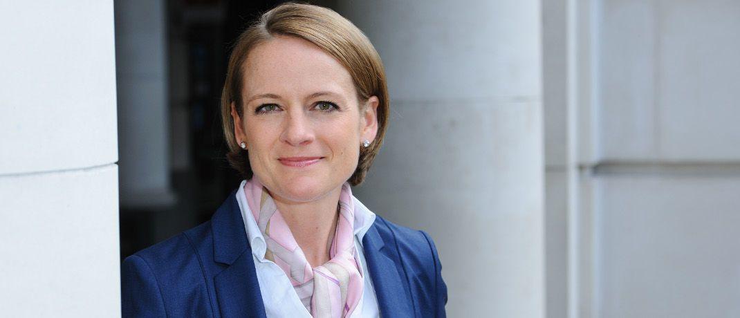 Wird zu Jahresbeginn 2019 stellvertretende Investmentchefin bei LGIM: Noch-Fidelity-Spezialistin Sonja Laud.|© Fidelity