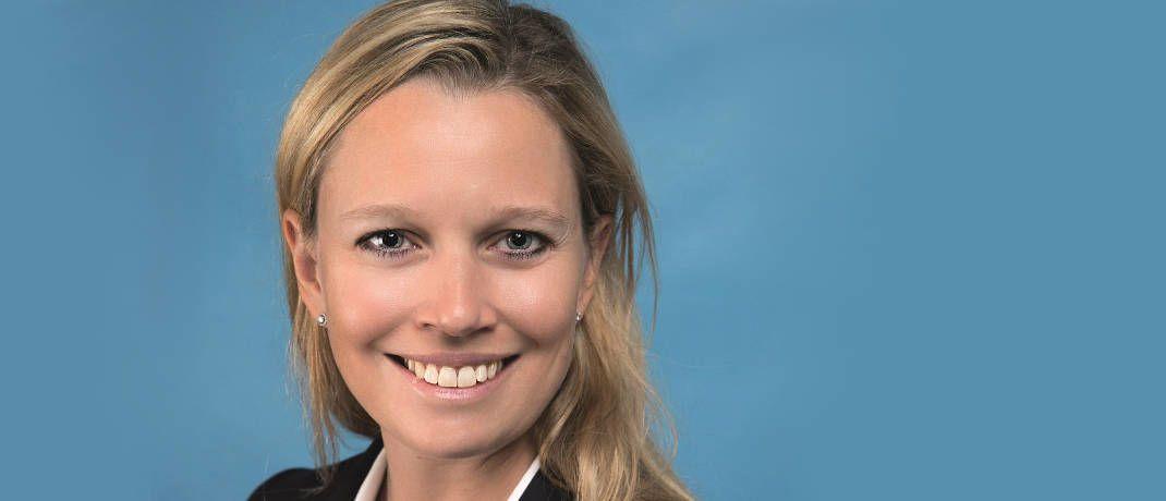Fannie Wurtz, geschäftsführende Direktorin bei Amundi ETF, Indexing und Smart Beta