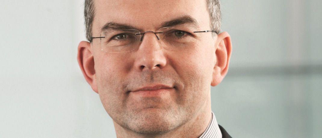 Hans-Jörg Naumer leitet den Bereich Kapitalmarktanalyse bei Allianz Global Investors.|© AGI