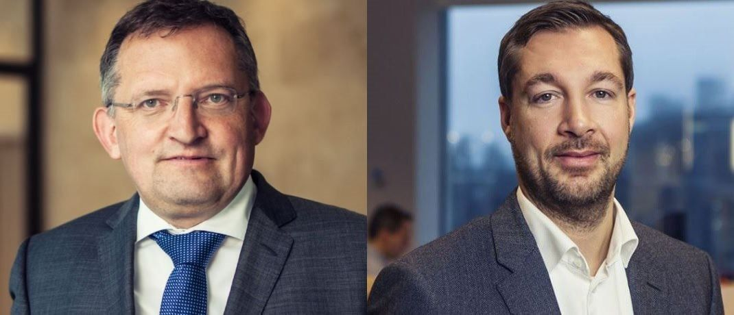 Die Robeco-Experten Léon Cornelissen und Jeroen Blokland rechnen 2019 mit Turbulenzen.|© Robeco