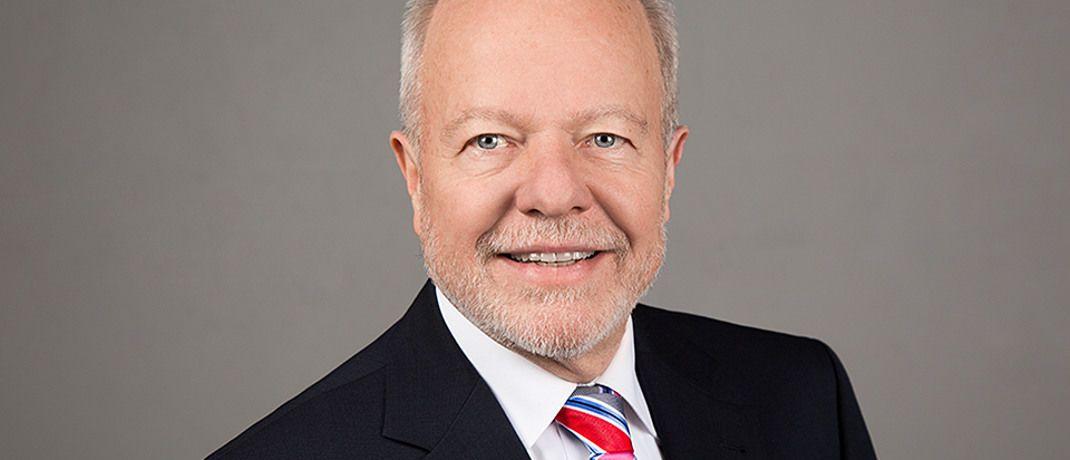 Vermögensverwalter Rolf Ehlhardt ist tätig für die I.C.M. Independent Capital Management Vermögensberatung Mannheim.|© I.C.M.