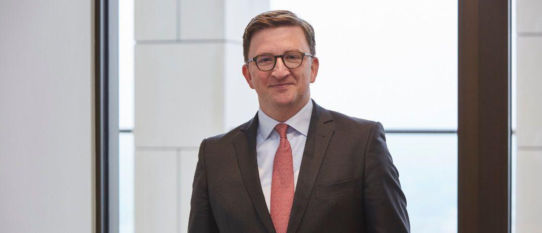 Christian Machts leitet seit April 2013 das Privatkundengeschäft von Blackrock in Deutschland, Österreich und Osteuropa.