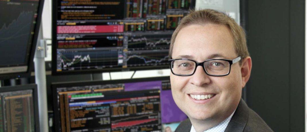 Marc Schnieder verantwortet den neuen Aktienfonds aus dem Hause Greiff.|© Greiff AG