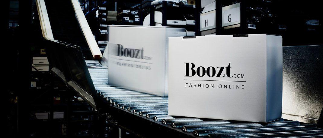 Versandkartons des Online-Modehändlers Boozt aus Schweden: Die Aktie gehört zu den zehn größten Positionen im Nebenwertefonds Echiquier Entrepreneurs.
