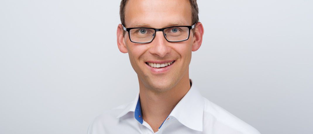 Björn Siegismund ist Vorstand und Investmentchef beim Fintech-Dienstleister Wevest Capital.|© Wevest Capital