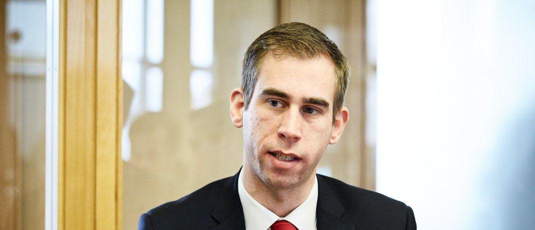 Jens Reichow ist Partner der auf Vermittlerrecht spezialisierten Rechtsanwaltskanzlei Jöhnke & Reichow.|© Robert Schlossnickel