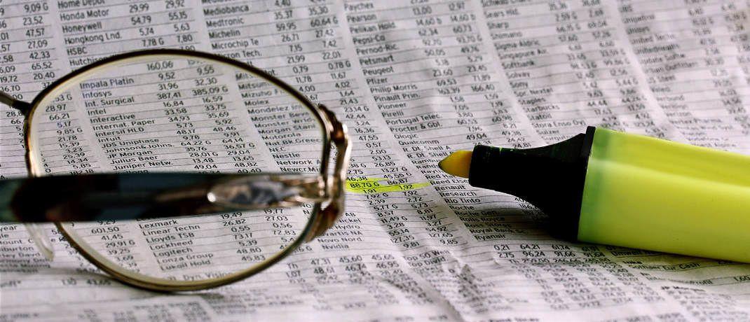 Analyse von Börsenkursen: Fondsgesellschaften beschränken den Vertrieb ihrer Produkte, wenn die jeweilige Anlagestrategie aufgrund eines zu hohen oder zu schnell wachsenden Volumens nicht mehr umgesetzt werden kann.|© birgitH / <a href='http://www.pixelio.de/' target='_blank'>pixelio.de</a>