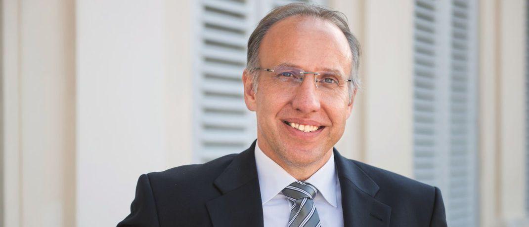 Sieht nachhaltige Anlagen als Megatrend: Thomas Wüst, Geschäftsführer Valorvest Vermögensverwaltung