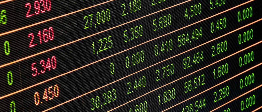 Kurstafel: Unsere aktuelle Statistik zeigt wieder die besten Produkte am deutschen Fondsmarkt.|© Pixabay