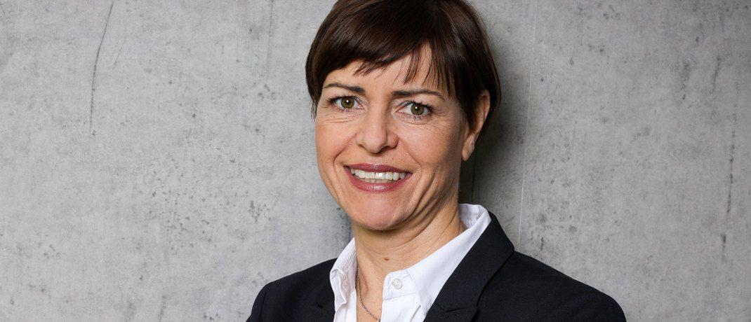 Anja Schlick leitet den Bereich Finanzanlagen bei der Frankfurter Privatbank Hauck & Aufhäuser.|© Hauck & Aufhäuser