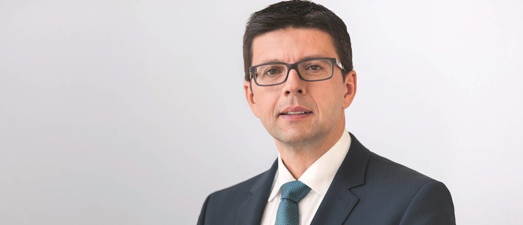 Sieht noch keine Anzeichen für eine Rezession: DWS-Investmentchef Stefan Kreuzkamp
