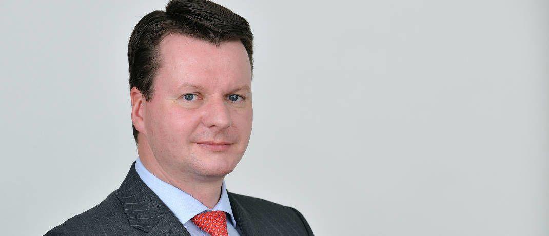 """Clemens Bertram, UBS Asset Management: """"Die Aufnahme chinesischer Anleihen in die globalen Anleihe-Indizes ist ein großes Thema"""""""