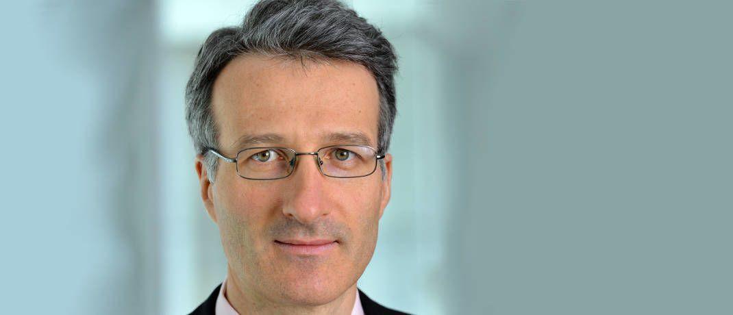 Alexis Renault managt den ODDO BHF Global Credit Short Duration.|© ODDO BHF Asset Management