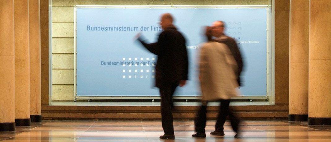 Das Detlev-Rohwedder-Haus in Berlin ist Hauptsitz des Bundesministeriums der Finanzen.|© BMF/Hendel