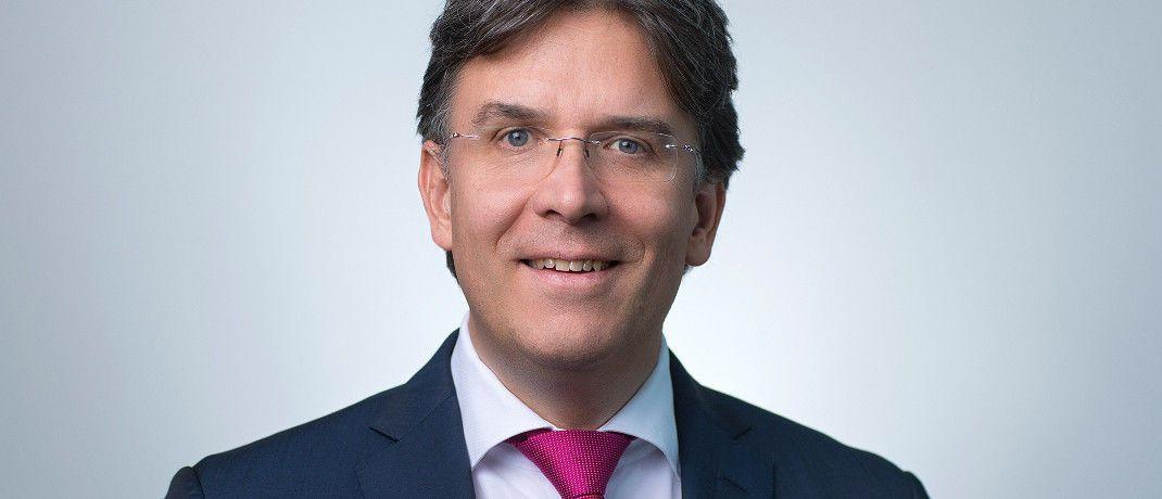 Frank Fischer trifft neben dem Frankfurter Aktienfonds für Stiftungen auch die Anlageentscheidungen für den Frankfurter Value Focus Fund.|© Shareholder Value Management