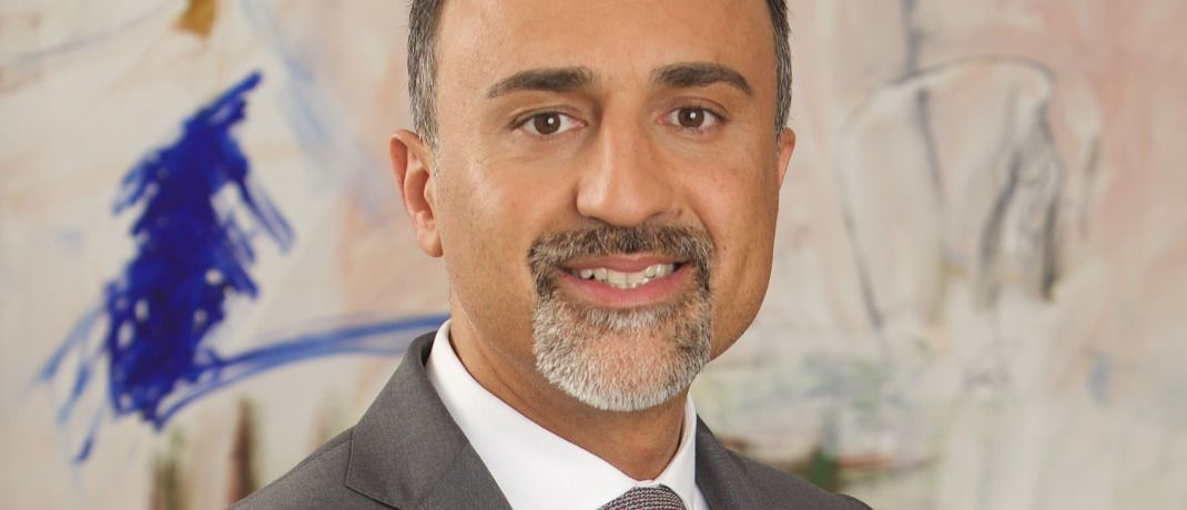 Jawed Barna ist Vorstand Vertrieb und Strategische Partnerschaften der Zurich Gruppe Deutschland.|© Zurich