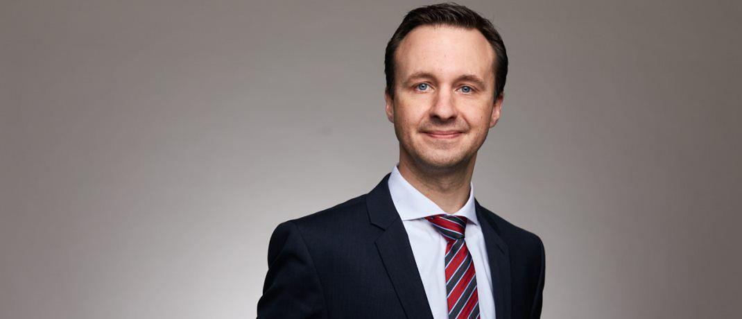 Andreas Telschow ist Anlageexperte bei Fidelity International. |© Fidelity