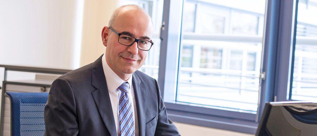 Achim Wambach, Präsident des Zentrums für Europäische Wirtschaftsforschung (ZEW) in Mannheim und Vorsitzender der Monopolkommission|© ZEW