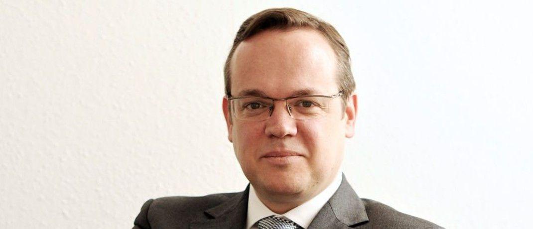 Ist Vorstand des Beraterverbands AfW: Frank Rottenbacher.