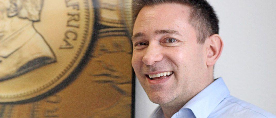 Dominik Lochmann ist Geschäftsführer des Investmenthauses ESG Edelmetall-Service.|© ESG Edelmetall-Service