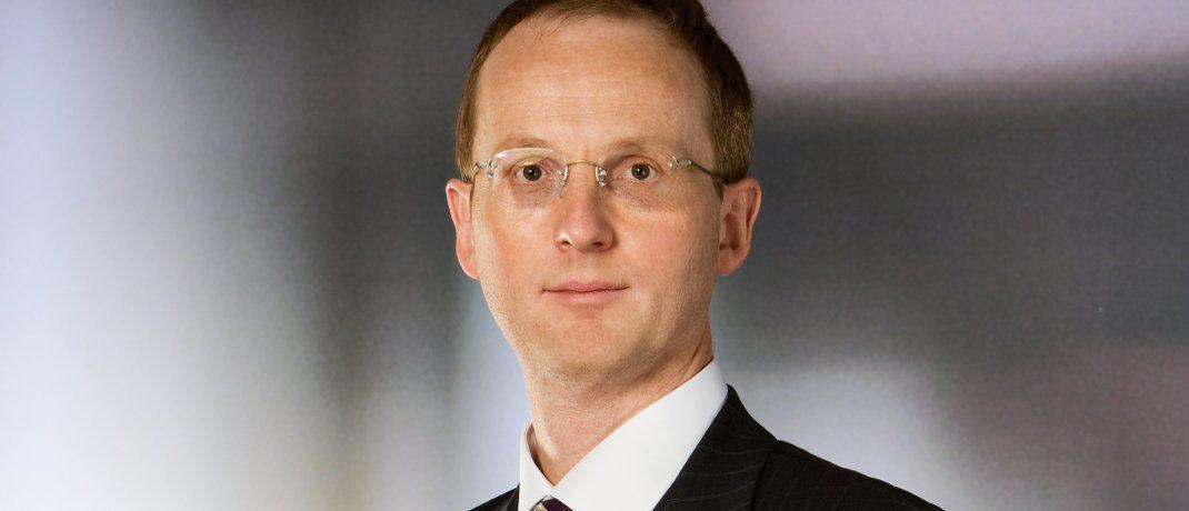 Wird neuer Anlagechef bei HSBC Global Asset Management Deutschland: Axel Cron |© HSBC GAM