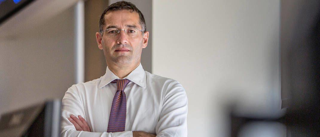 Hinterfragt die Krisenreaktionskraft der EZB: Andrew Bosomworth, Leiter des deutschen Portfoliomanagements bei Pimco|© Pimco